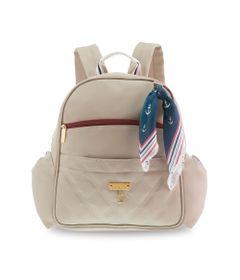 Mochila-Palermo---29x35x18-Cm---Colecao-Navy---Bege---Masterbag