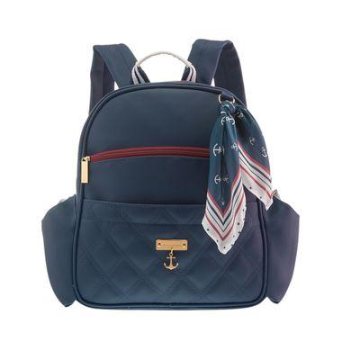 Mochila-Palermo---29x35x18-Cm---Colecao-Navy---Marinho---Masterbag