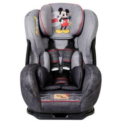 Cadeira-Para-Auto---De-0-a-25-Kg---Disney---Eris---Mickey-Mouse---Denim---Team-Tex