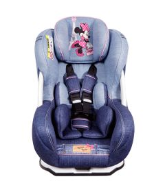 Cadeira-Para-Auto---De-0-a-25-Kg---Disney---Eris---Minnie---Denim---Team-Tex