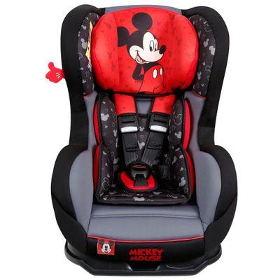 Cadeira-Para-Auto---De-0-a-25-Kg---Disney---Primo---Mickey-Mouse---Preto-e-Vermelho---Team-Tex