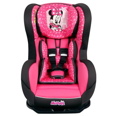 Cadeira Para Auto - De a 25 Kg - Disney - Primo - Minnie - Paris - Team Tex