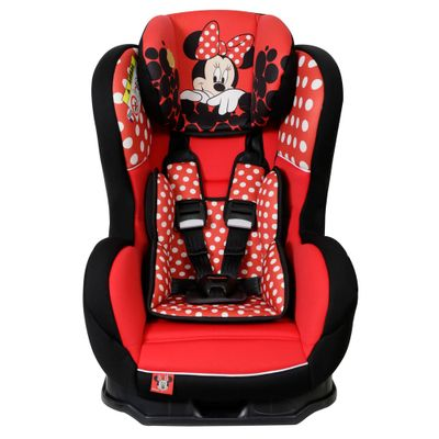 Cadeira-Para-Auto---De-0-a-25-Kg---Disney---Primo---Minnie---Red---Team-Tex