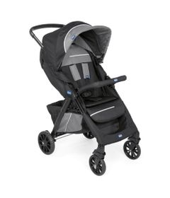 Travel-System---Kwik-One---Jet-Black---Chicco
