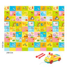 Kit-Tapete-Hi---150x200-Cm---Disney---Ursinho-Pooh-e-Carrinho-Beelofone---Girotondo-Baby