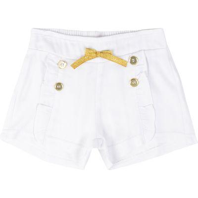 Shorts-com-Glitter---Viscose---Branco---Ariel---Disney---1