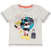 Camiseta-Manga-Curta---Algodao---Cinza---Mickey-Mouse---Disney---1