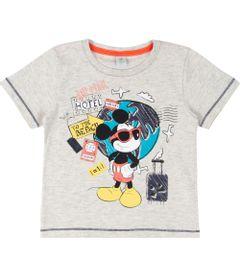 Camiseta-Manga-Curta---Algodao---Cinza---Mickey-Mouse---Disney---2