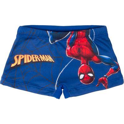 Sunga-em-Poliester---Azul---Marvel---Spider-Man---Disney---1