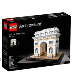 LEGO-Architecture---Arco-do-Triunfo---21036