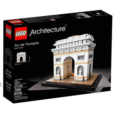 LEGO-Architecture---Arco-do-Triunfo---21036