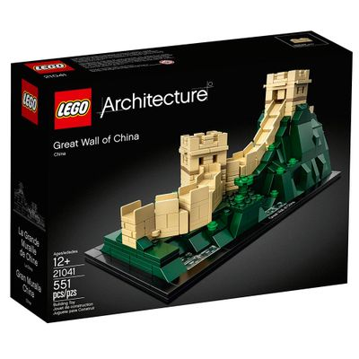LEGO-Architecture---Grande-Muralha-da-China---21041