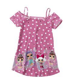 Vestido-Infantil-com-Alcinhas---Meia-Malha---Rosa-Estampado---LOL-Surprise----Malwee---8