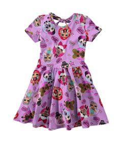 Vestido-Infantil---Meia-Malha---Roxo-Estampado---LOL-Surprise----Malwee---6