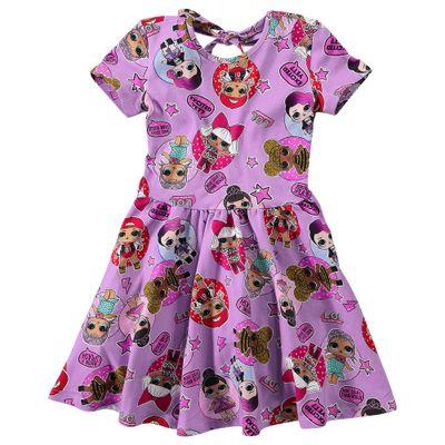 Vestido-Infantil---Meia-Malha---Roxo-Estampado---LOL-Surprise----Malwee---8