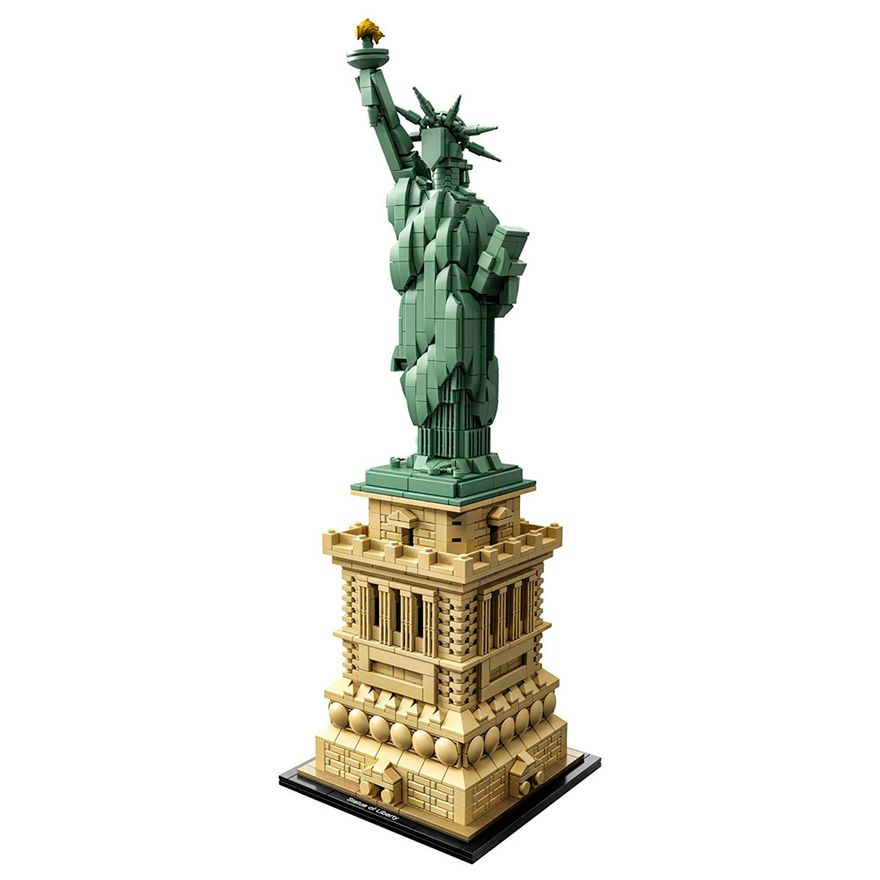 LEGO-Architecture---Estatua-da-Liberdade---21042