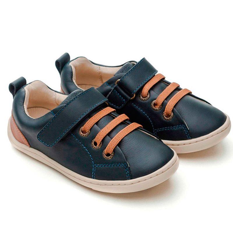 acf4728c9d Sapato para Bebê - Linha Walkers - Little Grão - Navy - Whisky - Tip Toey  Joey - Ri Happy Brinquedos