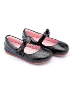 Sapatilha-para-Bebes---Linha-Walkers---Little-Doroth---Patent-Black---Tip-Toey-Joey