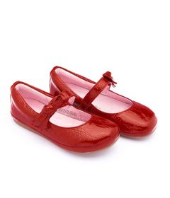 Sapatilha-para-Bebes---Linha-Walkers---Little-Doroth---Patent-Red----Tip-Toey-Joey
