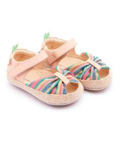 Sandalia-para-Bebes---Linha-Originals---Coasty---Rainbow-Canvas---Yogurt---Tip-Toey-Joey