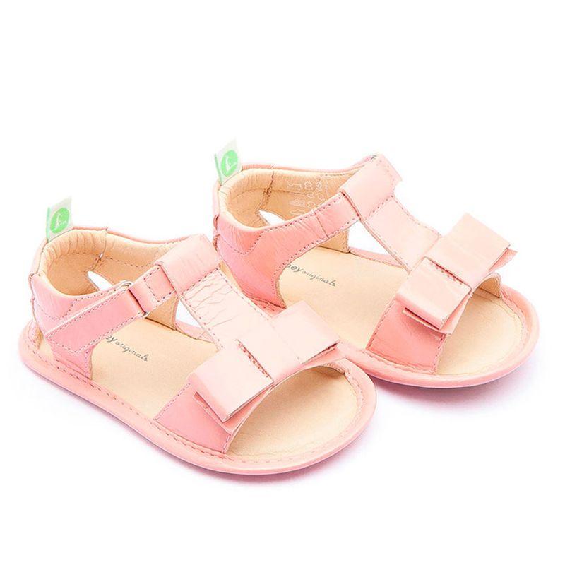 Sandália para Bebês - Linha Originals - Sweety - Patent Blush - Tip ... 378dad2dcf8ee