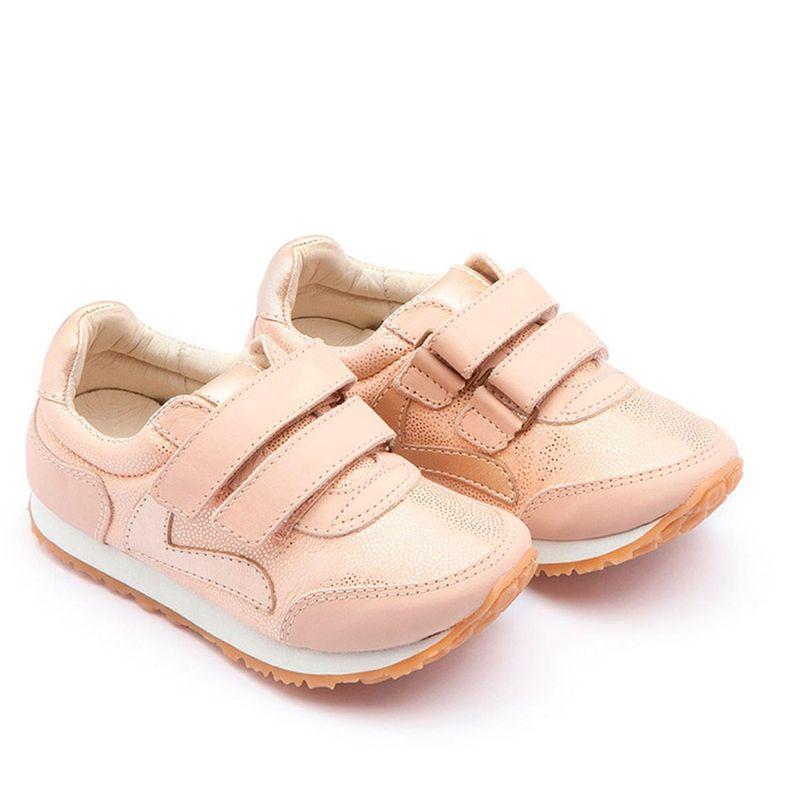 4288c3cf18 Sapato para Bebê - Linha Jump - Little Jump - Golden Sugar - Yogurt - Tip  Toey Joey - Ri Happy Brinquedos