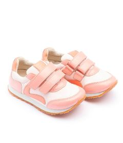 Sapato-para-Bebes---Linha-Jump---Little-Start---Pink-Nylon---Tip-Toey-Joey