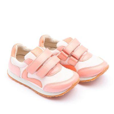 Sapato-para-Bebes---Linha-Jump---Little-Start---Pink-Nylon---Tip-Toey-Joey
