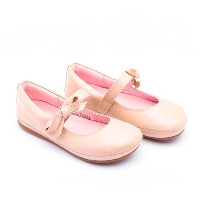 Sapato-para-Bebes---Linha-Walkers---Little-Doroth---Patent-Yogurt---Tip-Toey-Joey