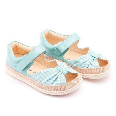 Sapato-para-Bebes---Linha-Walkers---Little-Coast---Patent-Aqua---Tip-Toey-Joey