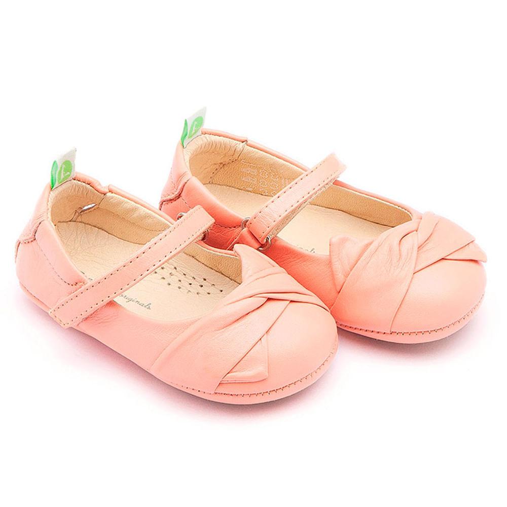 Sapatilha para Bebê - Linha Originals - Bindy - Flamingo - Tip Toey Joey