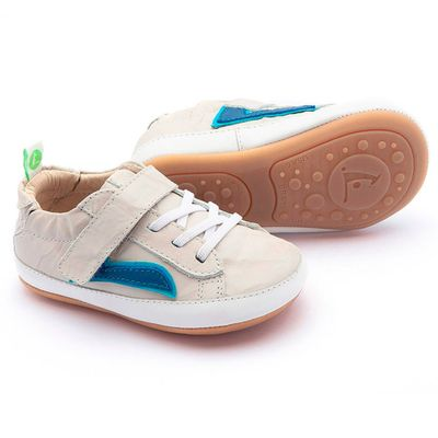 Sapato para Bebe Linha Walkers Little Skid Cement Crush Crush Tip Toey Joey 22