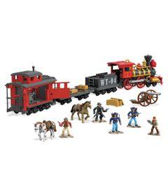 Blocos-de-Montar---Mega-Construx---Pro-Builder---Assalto-ao-Trem---Mattel