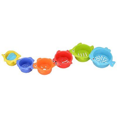 Brinquedo-de-Banho---Copos-Amigos-Aquaticos---Minimi