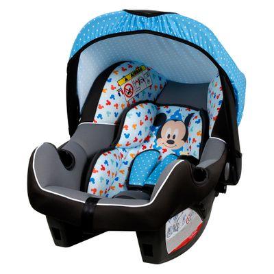 Cadeira-para-Auto---Disney---Beone---Mickey-Mouse-Baby---Team-Tex