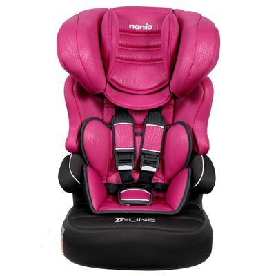 Cadeira-para-Auto---Nania---Beline---Luxe---Framboise---Team-Tex