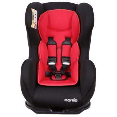 Cadeira-para-Auto---Nania---Cosmo---Acces---Rouge---Team-Tex