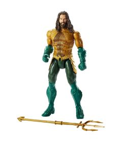 Figura-Articulada---30-Cm---DC-Comics---Aquaman---Mattel