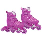 Patins-Inline---Tracer-Girl---RollerDerby---Pink---Tam-M---Fila