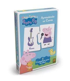 Jogo-Progressivo---Aprendendo-as-Cores---Peppa-Pig---Grow-Frente