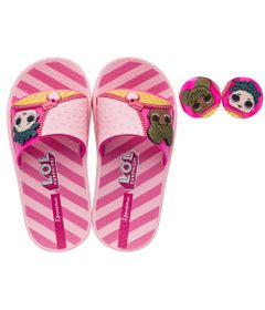 Chinelo-Infantil---Ipanema---LOL-Surprise---Slide---Rosa---Tam-23-24
