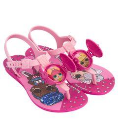 Sandalia-Infantil---LOL-Mania---Rosa---Grendene---Tam-29