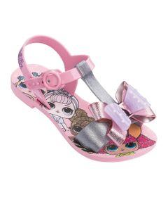 Sandalia-Infantil---LOL-Surprise---Laco---Rosa-e-Prata---Grendene---Tam-29
