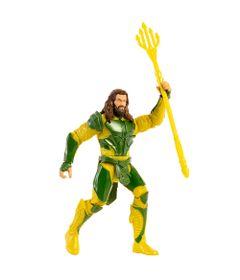 Figura-Articulada---15-Cm---DC-Comics---Liga-da-Justica---Aquaman---Power-Slingers---Mattel