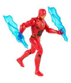 Figura-Articulada---15-Cm---DC-Comics---Liga-da-Justica---The-Flash---Power-Slingers---Mattel