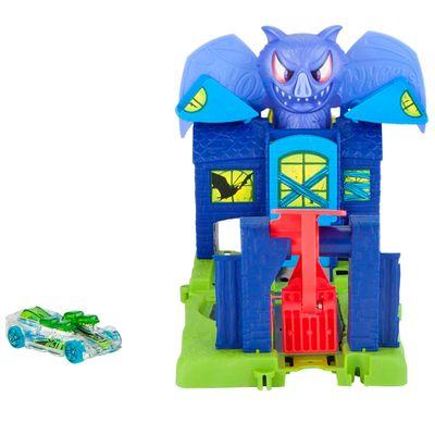 Pista-Hot-Wheels---City-Mat-Manor-Attack---Mattel