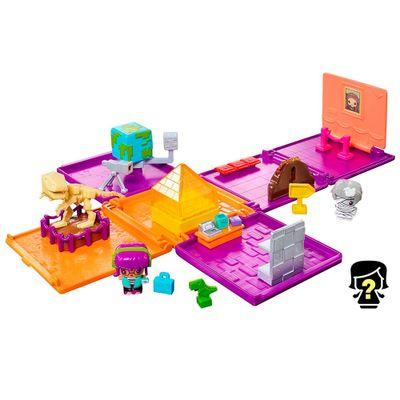 Playset-e-Mini-Figura-Surpresa---My-Mini-MixieQ-s---Cubo-Museu---Mattel