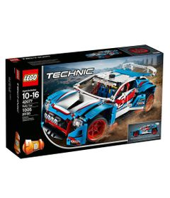 LEGO-Technic---Rally-Car---42077---frente