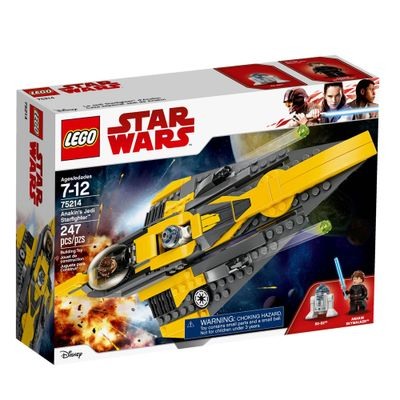 LEGO-Star-Wars---Disney---Anakin-s-Jedi-Starfighter---75214---frente