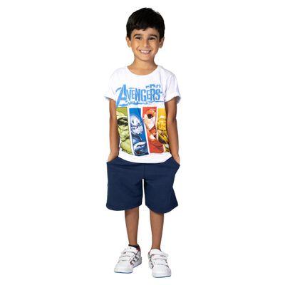 Camiseta-Manga-Curta---Algodao---Estampada---Marvel---Avengers---Disney---4